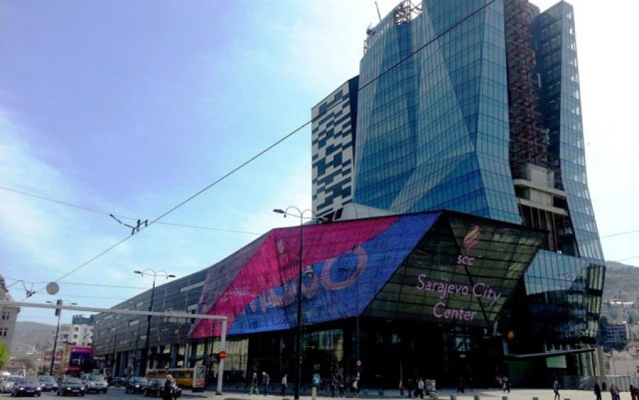 Al Shiddi Group, Riyadh, Sarajevo City Center